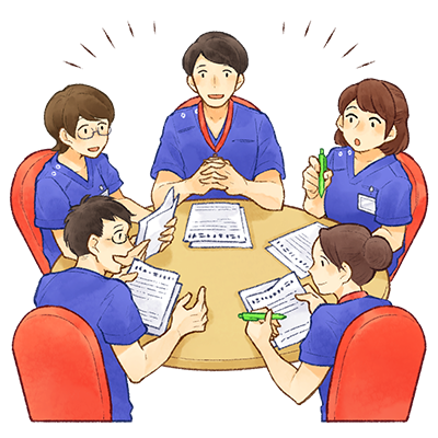 3.サービス担当者会議